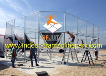 Rockanje outdoor trampolinepark