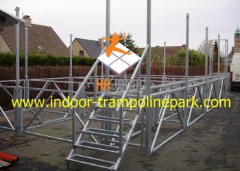 Hajump trampoline