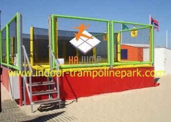 Outdoor trampoline