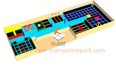 Start up your own trampoline park with HAJUMP Belgium!
